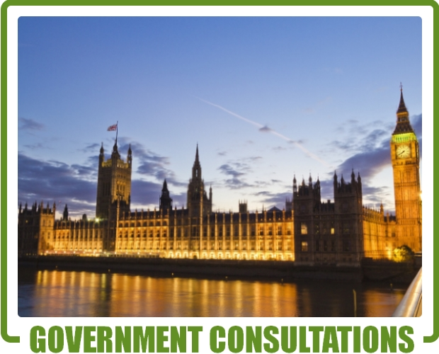 Current Government Consultations - August 2020